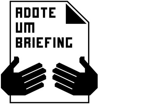 """Projeto """"Adote um Briefing"""" promove entidades assistenciais."""